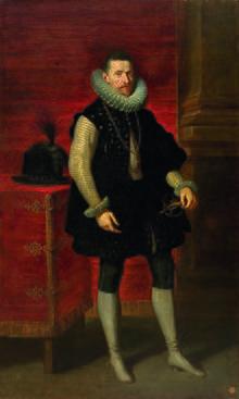 Peter Paul Rubens - O Arquiduque Alberto VII da Áustria