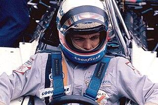 Peter Revson American racecar driver