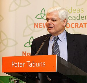 Ontario New Democratic Party leadership election, 2009 - Peter Tabuns