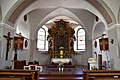 Pfarrkirche hl. Bartholomäus Mauterndorf Interior 01.JPG