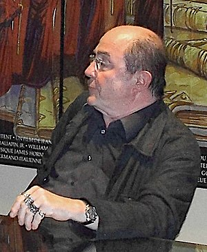 Philippe Druillet - Philippe Druillet at Babel International Comics Festival, Athens, June 2007.