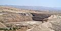 Phosphorite Mine Oron Israel 070313.jpg