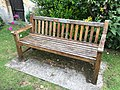 Photograph of a bench (OpenBenches 671).jpg