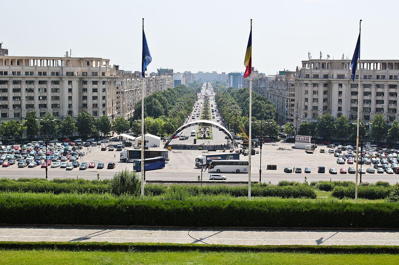 Bulevard Unirii, Bucharest