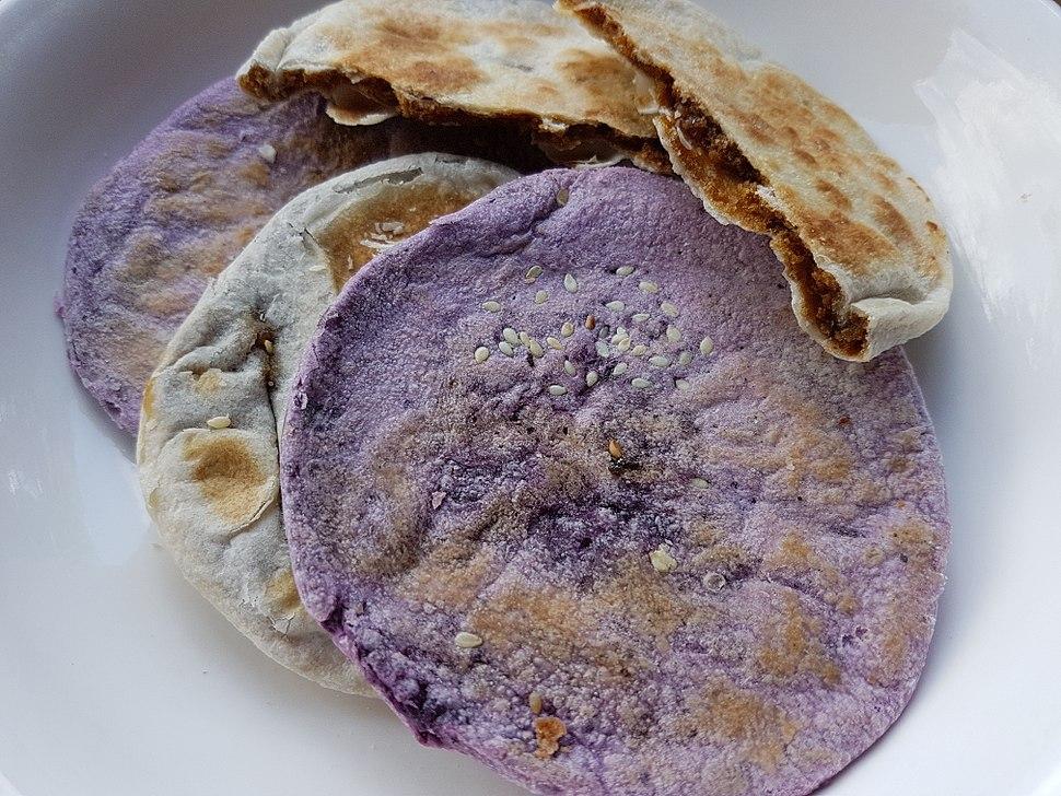 Piaya flatbread (Philippines) 01