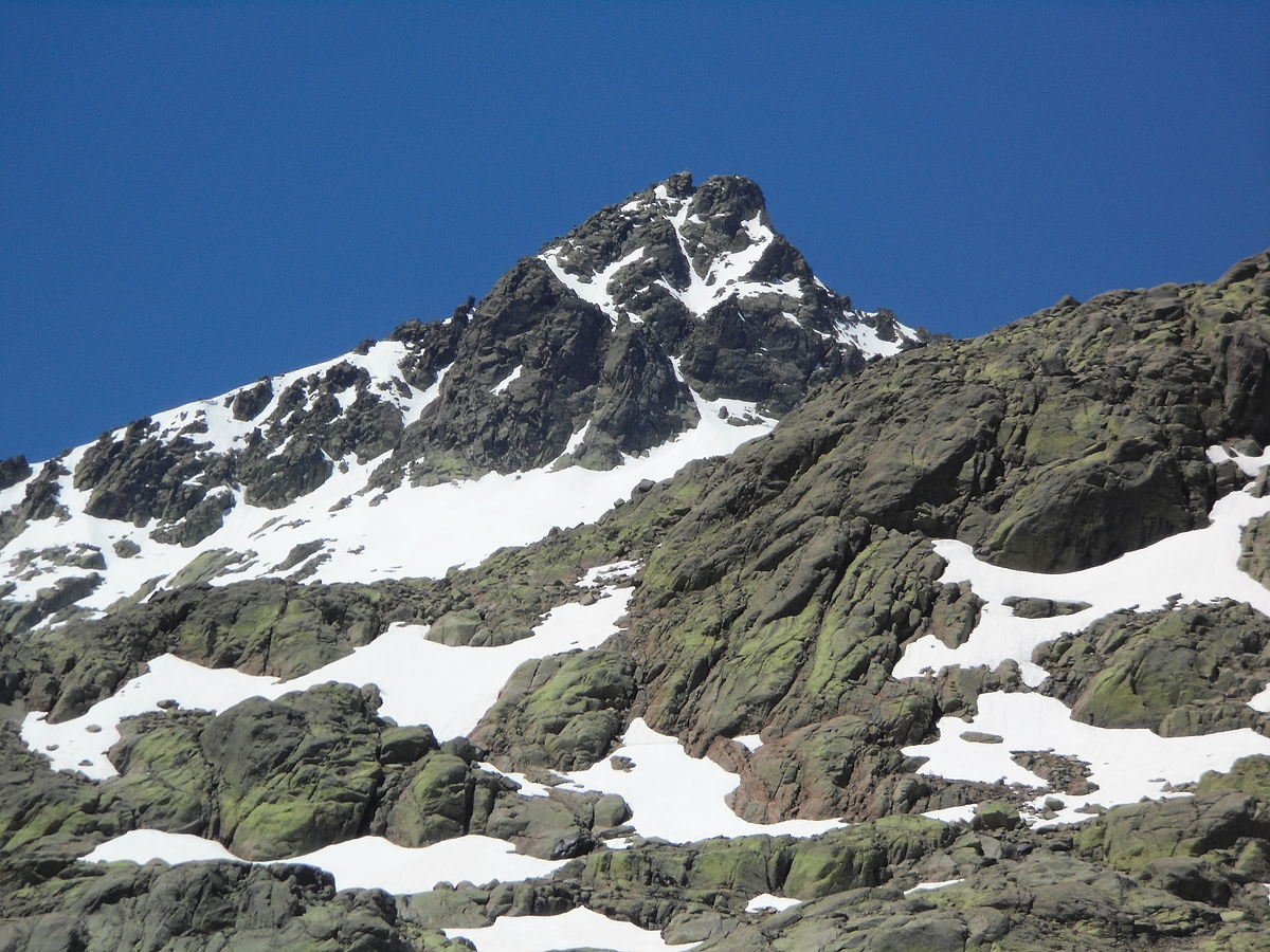 Pico Almanzor Wikipedia