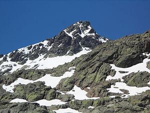 Pico Almanzor - Image: Pico almanzor