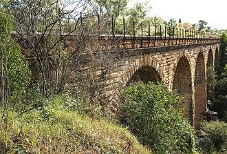 Picton–Mittagong loop railway line - Image: Picton Viaduct 2010