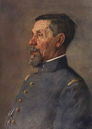 Pierre Roques - Portrait published in L'Illustration during the First World War.
