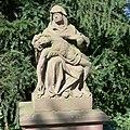 Pieta Dernbacher-Grab.JPG