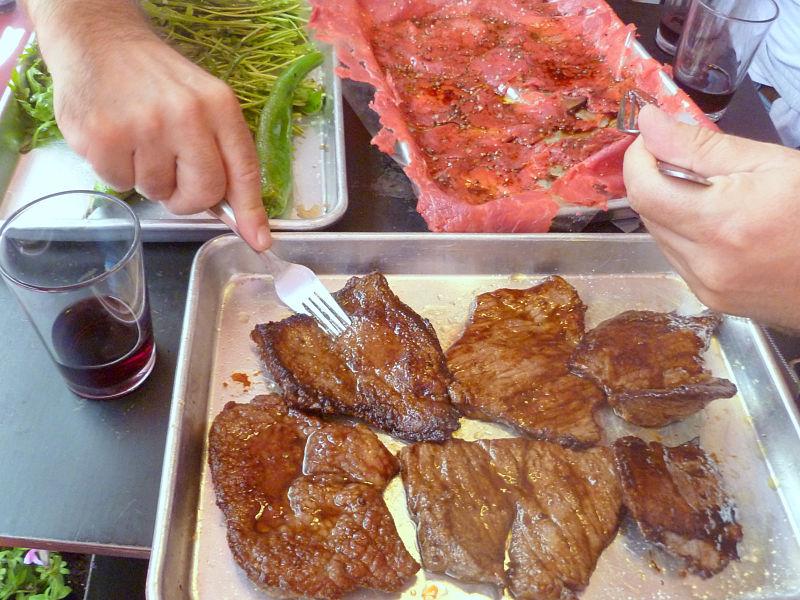 MEAT MARKET - שוק הכרמל תל אביב