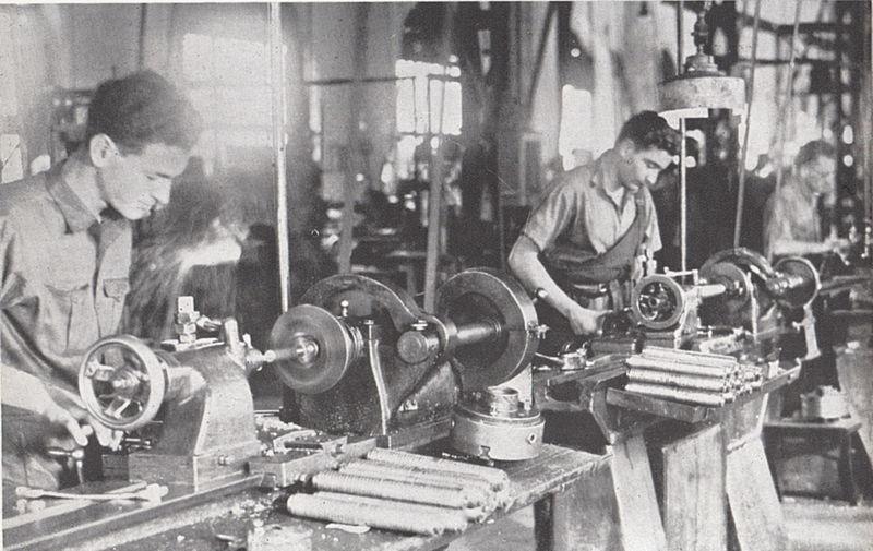 סדנה במעבדות הטכניון