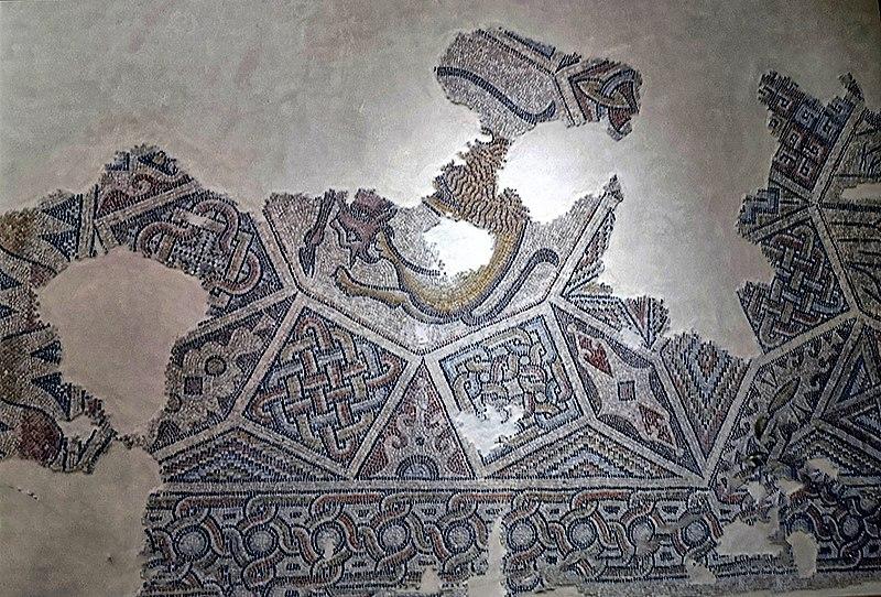 בית השלום באמאוס ניקופוליס
