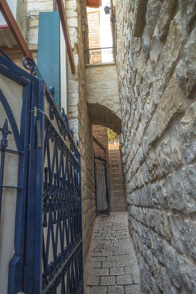 צפת העתיקה הרובע היהודי