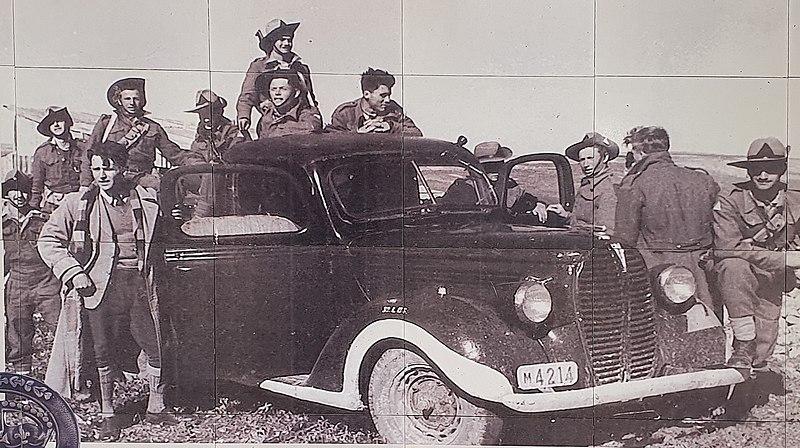 משטרת נהלל ההיסטורית