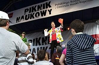 Science Picnic - 12th Science Picnic of Polish Radio