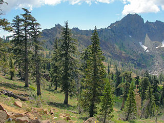 Klamath Mountains
