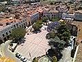 Plaça de l'església vista des del campanar 02.jpg