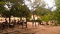Place de détente du cantonnement forestier de Parakou.jpg