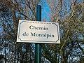 Plaque Chemin Montépin St Cyr Menthon 2011-11-23.jpg