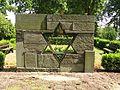 Plauen, Friedhof I, Gedenkstein Pogromnacht.JPG