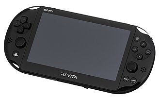PlayStation Vita - The second generation PS Vita system, PCH-2000