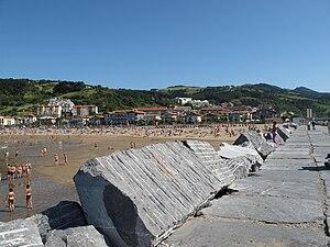 Deba, Gipuzkoa - Deba beach