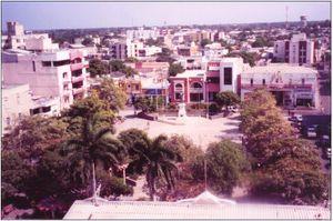 Riohacha - Image: Plaza Almirante Padilla