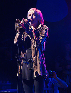 Poe at The El Rey Theatre Los Angeles by Ray Rae March 2010SML.jpg