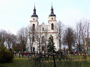Poland Jedwabne church.jpg