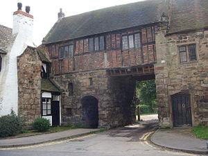 Polesworth - Polesworth Abbey Gateway