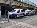 Police nationale, aéroport international de Toulouse Blagnac.jpg