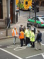 Police with coffee russell square.jpg