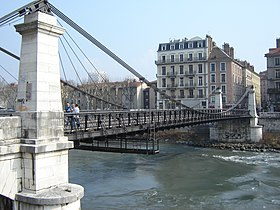 image illustrative de l'article Passerelle Saint-Laurent