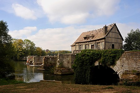 pont de vernont