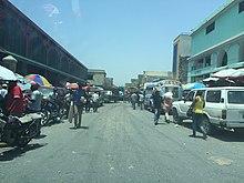 Haiti travel guide at wikivoyage - Hopital saint nicolas de port ...