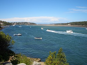 Port Hacking - Image: Port Hacking Estuary