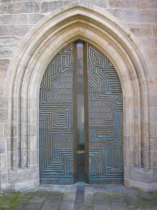Portal Predigerkirche Erfurt