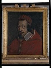 Portrait de cardinal