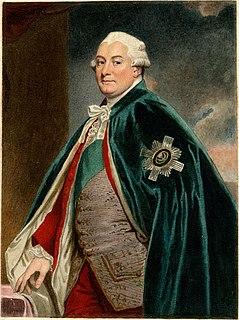 David Murray, 2nd Earl of Mansfield British politician