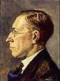 Portrait of Dr. Frederick Grant Banting by Tibor Polya, 1925.jpg