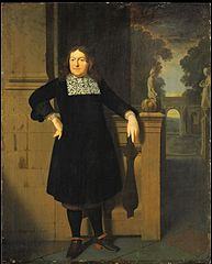 Portrait of Johan Hulshout (1623–1687)