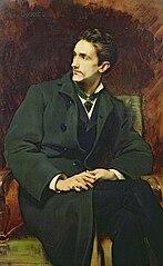 Portrait du comte de Montesquiou-Fezensac