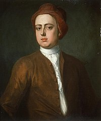 Portrait of a gentleman in red turban