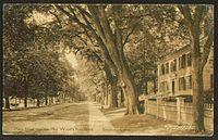PostcardMainStSimsburyCT1921
