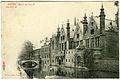 Postcard - Bruges - Maison du Franc II (Excelsior Series 11, No. 13; Albert Sugg a Gand; ca. 1905).jpg