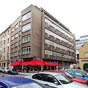 František Zelenka - Image: Prague Lodecka 3 2