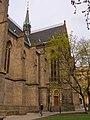 Praha, Vinohrady, Kostel svaté Ludmily, J 03.jpg