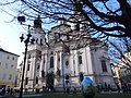 Praha, kostel svatého Mikuláše na Starém Mětě - panoramio.jpg