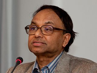 Pranab Bardhan Indian economist